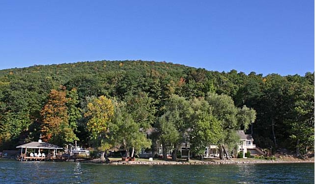 Finger Lakes Retreat Vacation Rental New York Incline